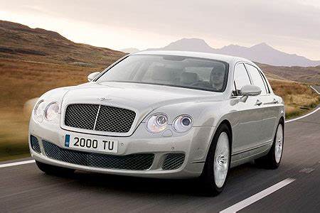 Bentley Survey Bentleys And Porsches Least Reliable Cars According To