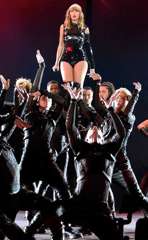 taylor swift tour photos leader of the pack from taylor swift reputation tour e