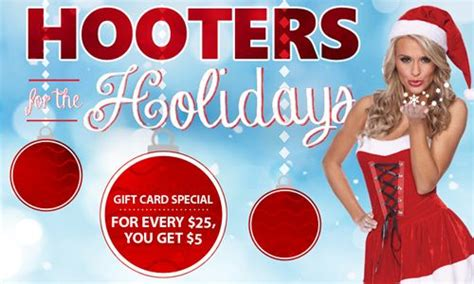 Hooters Gift Card - hooters restaurantnewsrelease com part 8