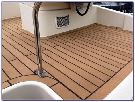 Non Skid Boat Floor Paint   Flooring : Home Design Ideas #