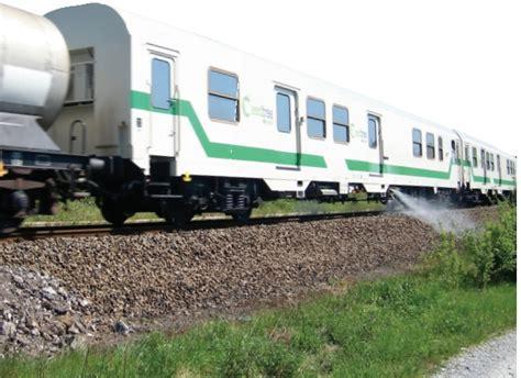 Sprei Railway managing weeds on railway lines international pest