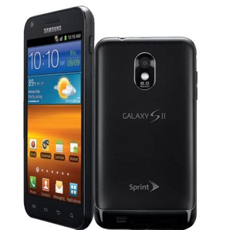 sprint galaxy  ii  receive jelly bean update finally talkandroidcom