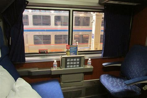 empire builder bedroom photo deluxe bedroom seating on the southwest chief