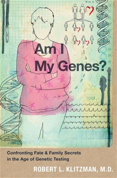 confronting the age question why me an inspired journey from pity to purpose books book review am i my genes confronting fate and family
