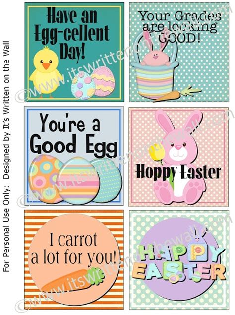 printable easter lunch box jokes 17 best images about lunchbox notes holidays on pinterest