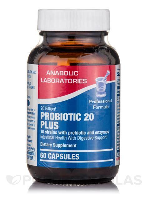 Prabetic Plus probiotic 20 plus 60 capsules