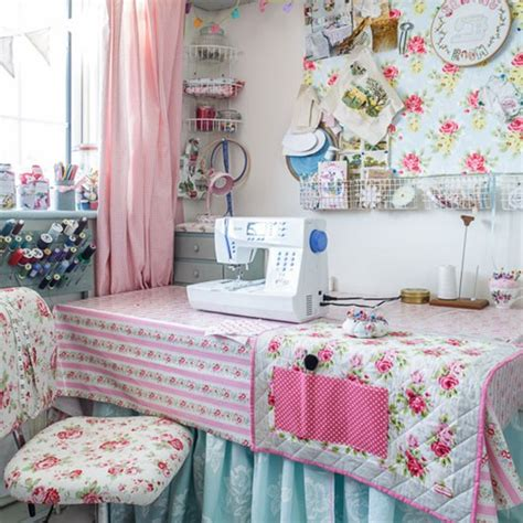 sewing ideas for home decorating sewing and craft room country style home house tour