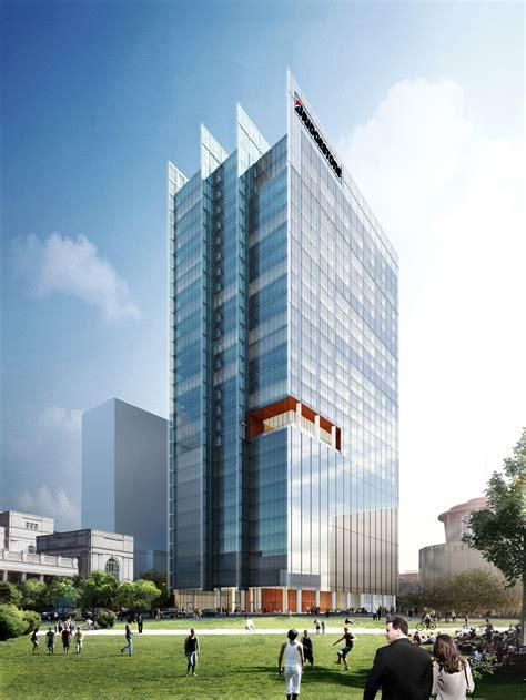 perkins  office tower rising  nashville