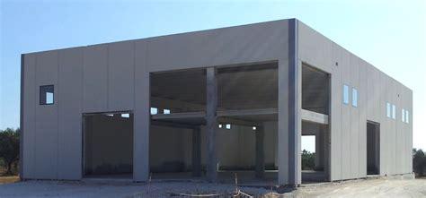 capannoni in ferro prezzi capannoni in ferro prezzi con prefabbricati cemento idee e
