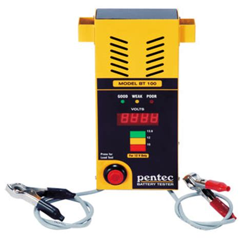 how to load test a battery with a resistor penta auto equipments coimbatore india