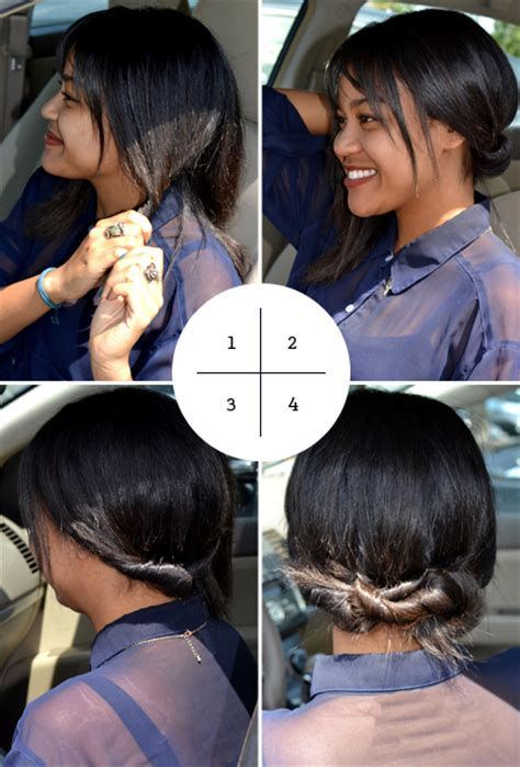 hairstyles to do after washing hair fast hairstyles