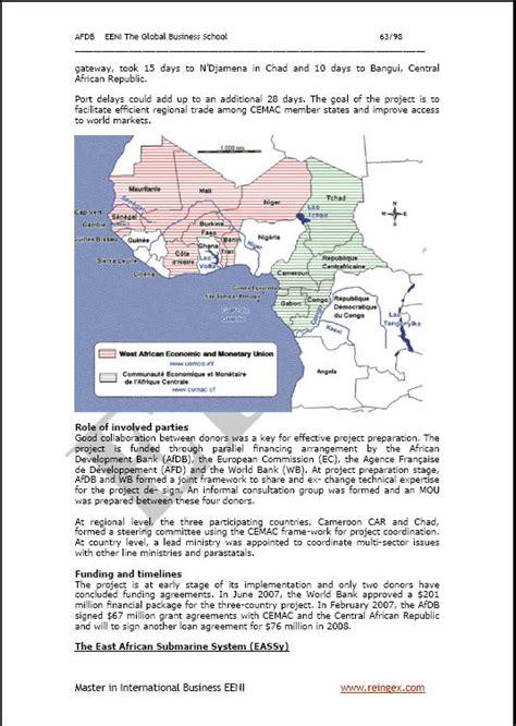 Banca Africana Di Sviluppo by Fare Affari In Guinea Equatoriale Malabo Corso