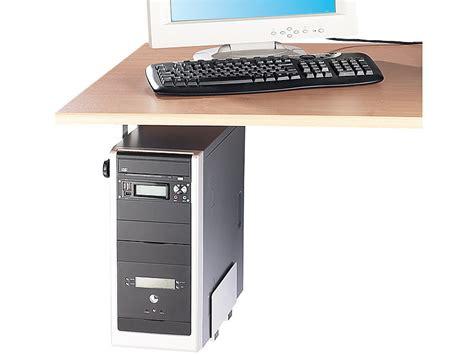 tour pc bureau support universel pour tour pc de bureau largeur r 233 glable