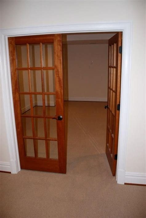 Pre Stained Interior Doors Stained Doors For The Home Pinterest