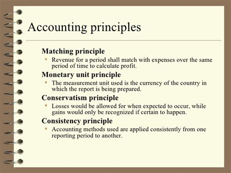 accounting 1 4 chapter