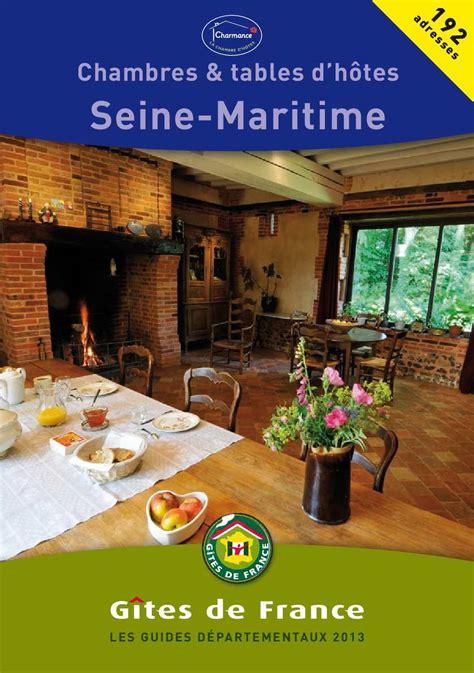 chambre d agriculture de seine maritime calam 233 o gites de seine maritime guide des