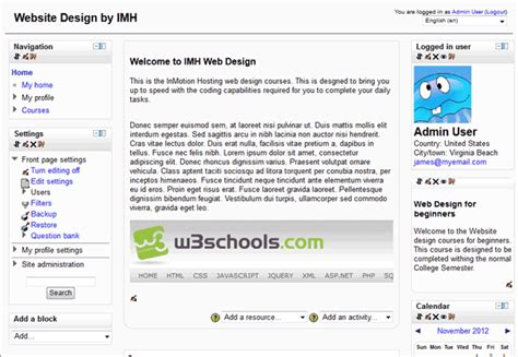 moodle theme standard changing the default font in the moodle standard theme