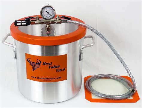 Vaccum Chamber 3 gallon vacuum chamber 124 00 free shipping aluminum chambers