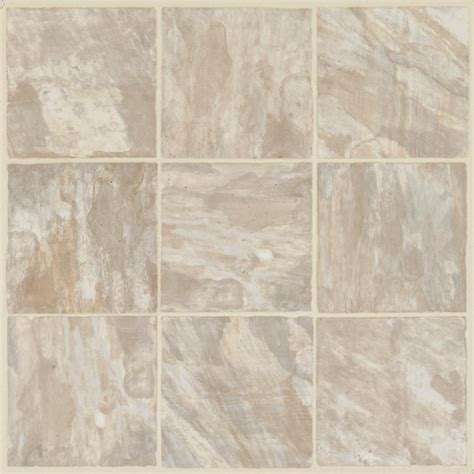 armstrong walnut hill sand 12 in x 12 in residential peel and stick vinyl tile flooring 45 sq