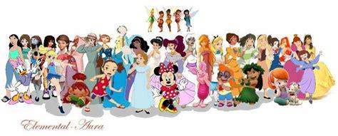 image non official non royal non colorful disney disney princesses jpg disney