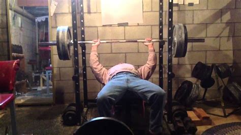 old man bench press 46 year old man 405 bench press easy youtube