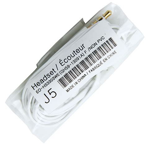 Speaker Samsung I9500 Galaxy S4 Original original samsung eo hs3303we flat cable earphone for