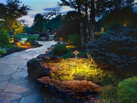 Outside Landscape Lights 22 Landscape Lighting Ideas Diy