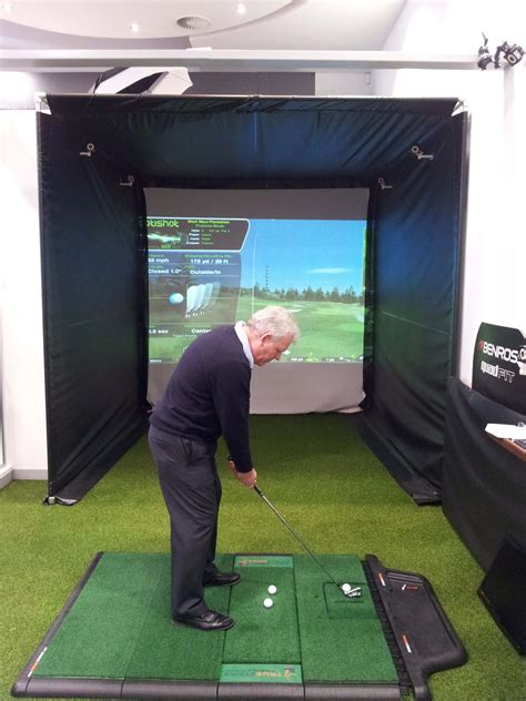 golf swing simulator optishotgolf pho la jolla