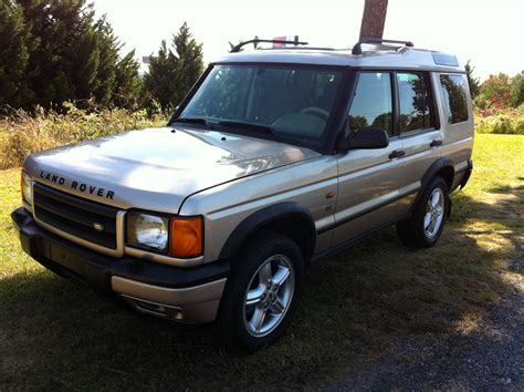 land rover discovery suv 2002 land rover discovery se for sale