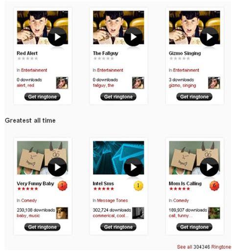 latest themes ringtone click tric free mobile latest ringtones songs bgm