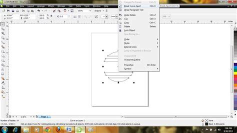 membuat gambar watermark di coreldraw azizah syadza cara membuat logo indosiar di coreldraw x4