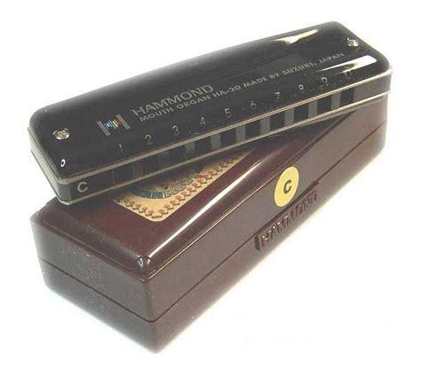 Suzuki Hammond Harmonica Suzuki Hammond Organ Ha 20 Quot Custom Sb Standard