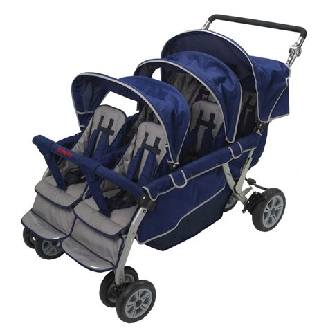 angeles 6 seater stroller from early years resources uk