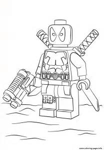 lego marvel coloring pages lego deadpool coloring pages printable