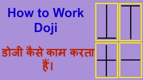 Pattern Ka Meaning In Hindi | how to use doji candlestick pattern in hindi technical