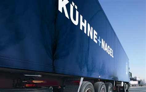 kn consolidates air and sea business and is through the tunnel to overland profits the loadstar