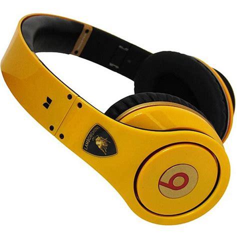 Beats By Dre Lamborghini Beats By Dr Dre Lamborghini Limited Edition Headphones