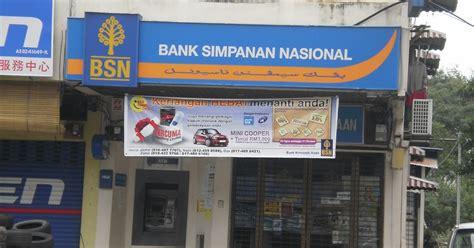Bank Simpanan Nasional Letterhead Kuala Nerang Bank Simpanan Nasional