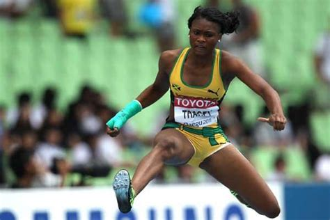 Kingston Jamaica Birth Records Ristananna Tracey Profile Iaaf Org