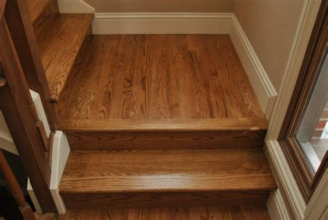 This is the colour I want the stairs once I rip off the