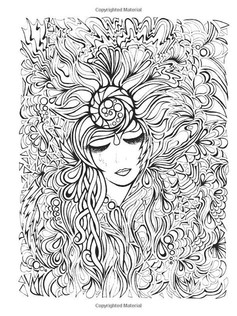 anti stress coloring books for adults to print this free coloring page 171 coloring flower