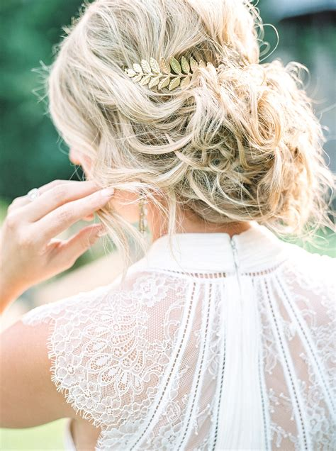 5 bohemian wedding hairstyle ideas and accessories we re - Bohemian Wedding Hairstyles For Hair