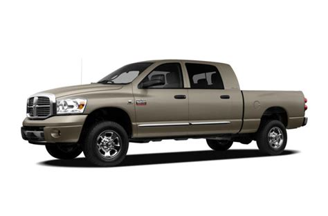 dodge ram safety rating 2009 dodge ram 2500 specs safety rating mpg carsdirect