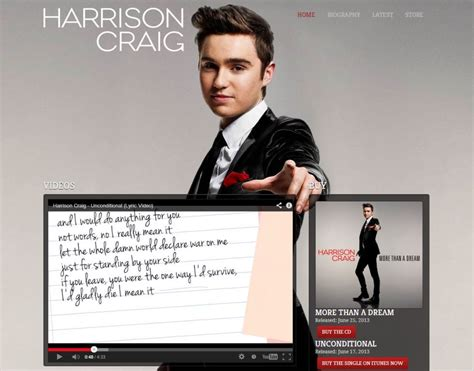 harrison craig the voice winner 2013 www