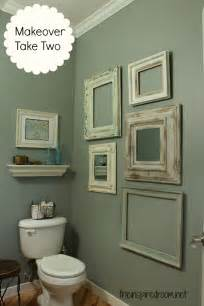 Powder Room Toilet Powder Room Take Two 2nd Budget Makeover Reveal The