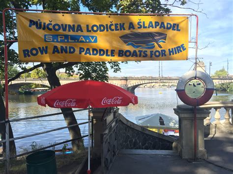 paddle boat prague prices an idyllic afternoon renting rowboats in prague