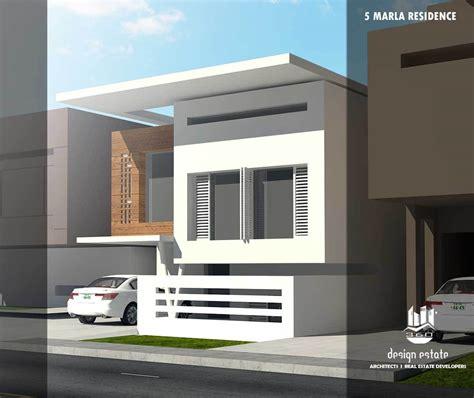 house by design modern house design by 360 design estate 5 marla house