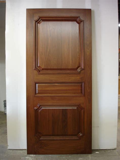 Interior Walnut Doors Handmade Interior Walnut Door By Pegg Woodworks Llc Custommade