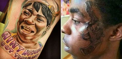 13 dumb tattoos that these people will no doubt regret