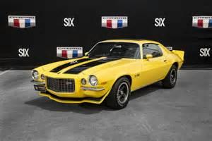 Chevrolet Camaro Z28 1970 The Most Beautiful Camaros In History Carrrs Auto Portal